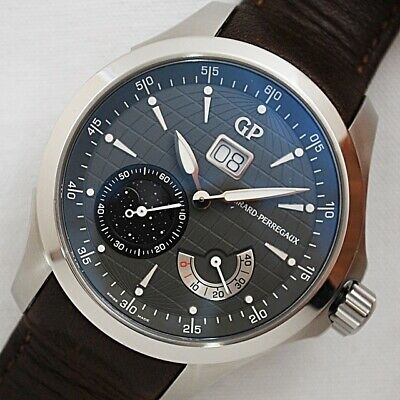 GIRARD-PERREGAUX Traveler MoonPhase Large Date 49650-11-232-HBBA Automatic Watch