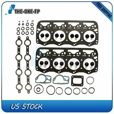 MLS Head Gasket Set Fits 96-03 Ford F-350 F-250 F-450 F-550 Super Duty 7.3L OHV