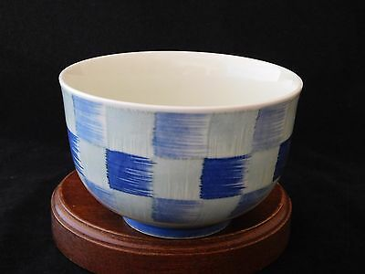 Arita Very Fine Porcelain Hand Painted Deep Rice Bowl Made in Japan
