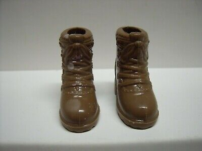 Barbie doll shoes, boots 4 pair lot