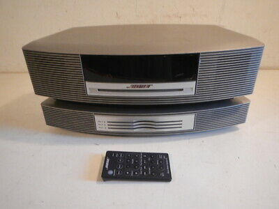 BOSE WAVE MUSIC System III with Bose Wave Music System Multi-CD & Remote:  WORKS