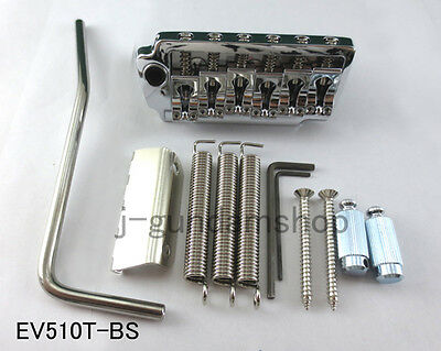 on order-to-sale Gotoh Guitar Parts EV510T-BS Chrome Tremolo Unit
