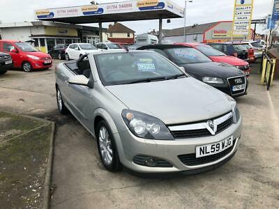2009 Vauxhall Astra 1.6 i Sport Twin Top 2dr