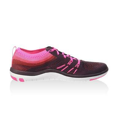 """5ca091e3b93c NEW!! WOMENS NIKE Free Tr Focus Flyknit Running Shoes!!(7.5)""""844817 ..."""