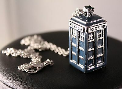 Doctor Who Tardis Jewelry Box Includes 7 Drawers Mirror /& Ring Hanger Doctor Wh