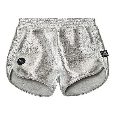 Nununu Silver Gym Shorts Girls Age 2-3 Years TD086 GG 08