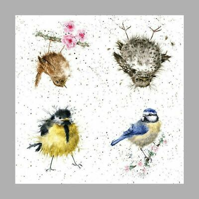 3x napkins Birds for collection, decoupage and other crafts