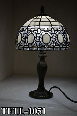 New Bed/Living Room Antique Style Hand Crafted TIFFANY Table Lamp Multi Colour