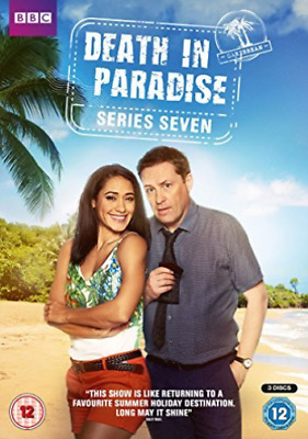 Death In Paradise-Series 7 (Uk Import) Dvd New