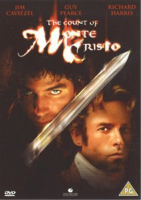 Jim Caviezel, Guy Pearce-Count of Monte Cristo (UK IMPORT) DVD NEW