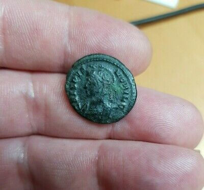 Genuine Roman Coin. Buyer To Identify. Guaranteed Genuine. Ref Lot #53