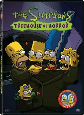 THE SIMPSONS TREEHOUSE OF HORROR XXIX lenticular poster magnet