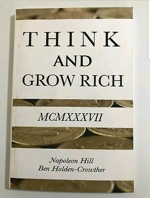 The Think and Grow Rich PDF - Rich Dad Poor Dad 4-Hour Work Week + 30 more books
