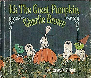 It's the Great Pumpkin, Charlie Brown-ExLibrary