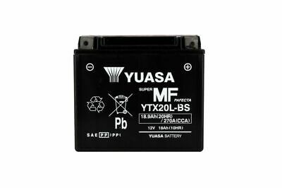 Batterie Ytx20L-Bs Can-Am Maverick 1000 Max Xds Dps (0C0401)