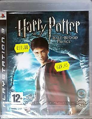 Ps3 Harry Potter And The Half Blood Prince Region Free Pal English