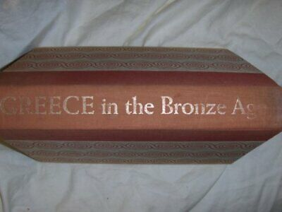 Greece in the bronze age