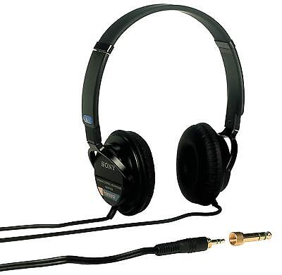 Sony - MDR-7502 - Professional Stereo Headphones - Black