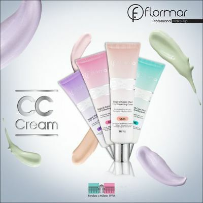 FLORMAR CC CREAM MAGICAL COLOR EFFECT - 40 ml SPF15