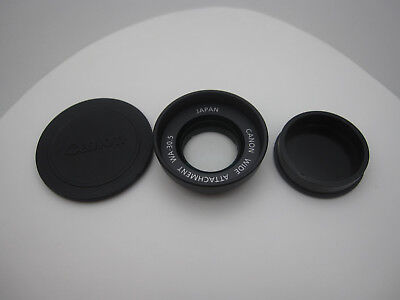 Canon Wide Attachment WA-30.5 Lens (Made in Japan)