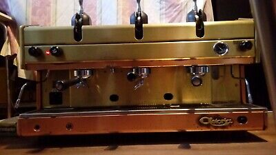 Astoria Coffee Machine 3grp Lever Dual Fuel 200000