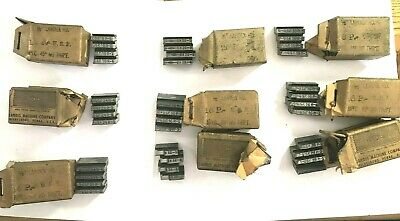 """LANDIS Thread Chaser Landex HD 1/2"""" Used 9 sets all sizes see pictures  USA MADE"""