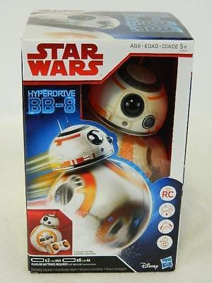 Star Wars Hyperdrive BB-8 BB8 Action Figure Interactive Robot BRAND NEW-IN-BOX