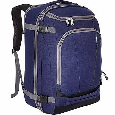eBags TLS Mother Lode Weekender Convertible Carry-On Travel Backpack Blue (03)