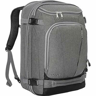 eBags TLS Mother Lode Weekender Convertible Carry-On Travel Backpack Grey (03)
