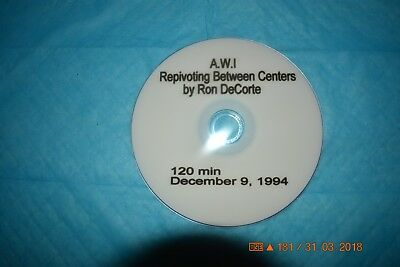 Repivoting Between Centers by Ron DeCorte  DVD