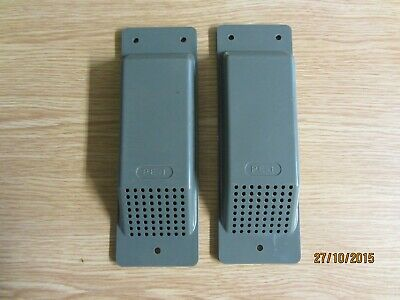 "Shipping/storage Container Cabin Air Vents X 2.  ""easy To Fit"" Free Delivery"