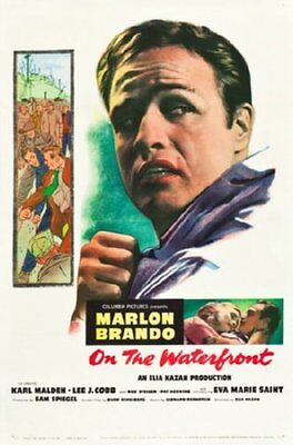 On The Waterfront Movie Poster 24inx36in (61cm x 91cm)