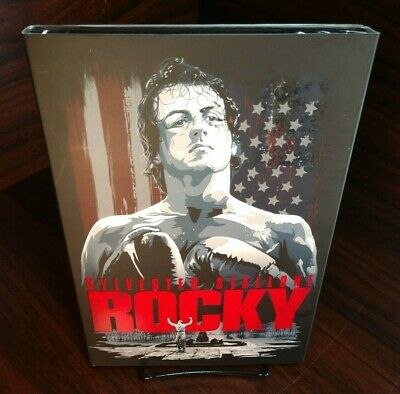 Rocky (DVD) Collector Edition Slipcover-NEW (Sealed)-Free Shipping with Tracking