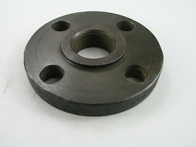 "1"" Forged Steel Flange Fitting"