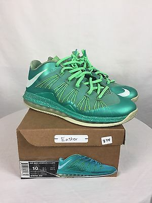 detailed look 2aa8f c591e 2013 Nike Air Max Lebron X(10) Low