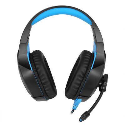 ONIKUMA K1 Stereo Bass Surround Gaming Headset w/ Mic for PC PS4 Xbox One A7N4