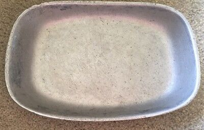 Wilton Armetale Columbia Rwp Pewter Bread Tray Plate Serving Dish
