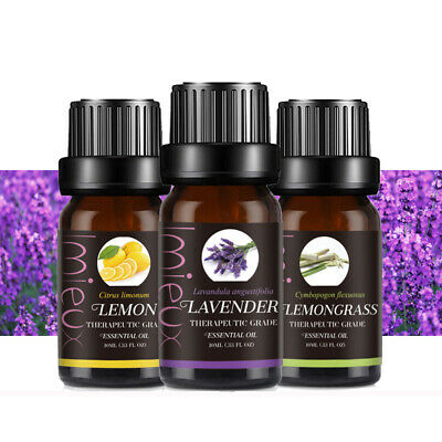 HK- 10ml Aromatherapy Essential Oil Natural Fragrances Essential Oil Diffusers