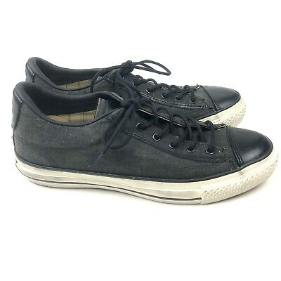 eb08acc189b5 CONVERSE X VARVATOS CTAS Seersucker Vintage Ox Black Turtledove Low ...