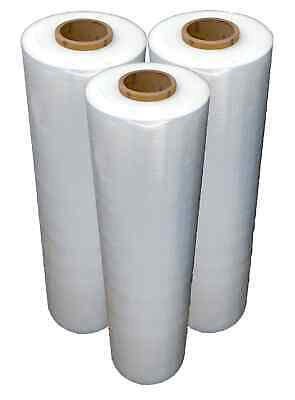 "Non-PVC Laundry Wrap Specially Formulated Premium 36"" x 5000' 2 Rolls"