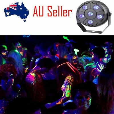 UV Shadow Black leds effects Party Washing Wall DJ Lights Strobe Club AU Plug