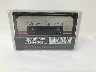 Guardians Of The Galaxy V1: Awesome Mix Vol. 1 (Cassette)