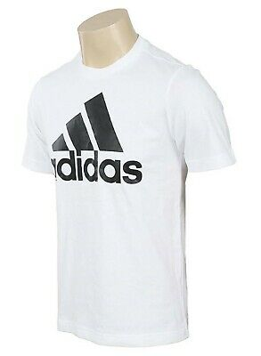 Adidas Men Must Have BOS Shirts Training White Running Tee Shirt Jersey DT9929