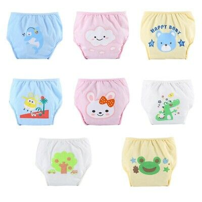 Baby Infant Kid Reusable Washable Cloth Diaper Newborn Nappy Cover Diapers Pants