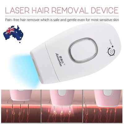 Laser IPL Instant & Pain Free Touch Hair Removal Remover Epilator Body Women AU