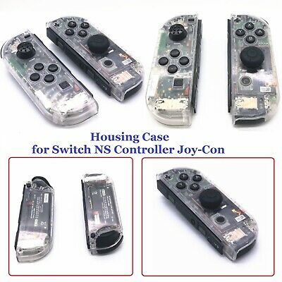 2pcs Housing Shell Repair Case Cover Set for NS Switch Game Controller Joy-Con