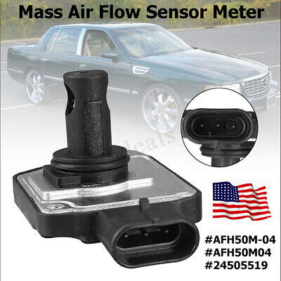 MOSTPLUS OEM Mass Air Flow Meter MAF Sensor for 1996-1998 Pontiac Buick Oldsmobile Cadillac Chevrolet 2450551