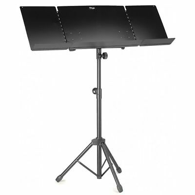 Stagg MUS-A6 BK Expanding Orchestral Music Stand