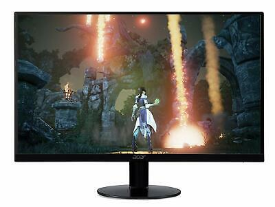 "Acer SB0 23"" Widescreen Monitor Display Full HD 1920 x 1080 1 ms 75 Hz IPS"
