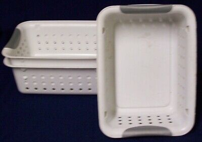 Restaurant Equipment Bar Supplies 3 STERILITE SMALL ULTRA BASKETS